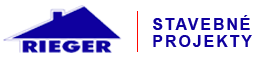 Stavebné projekty - Ing. Vlastimil Rieger logo